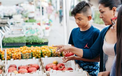 Vegetable prescriptions improve health in Latinos with diabetes