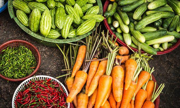 Una dieta basada en plantas beneficia a personas con la diabetes