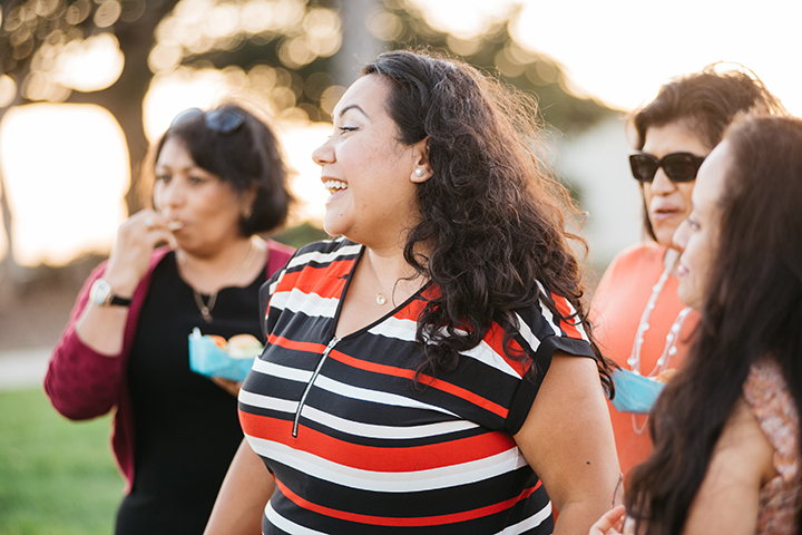 Lack of support for Latina women is a common obstacle in managing diabetes and committing to healthy behavior change