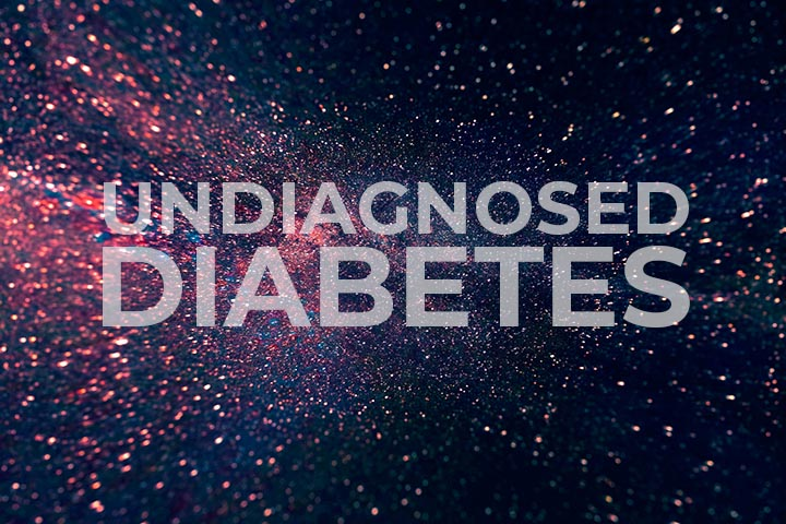 Undiagnosed diabetes and COVID-19