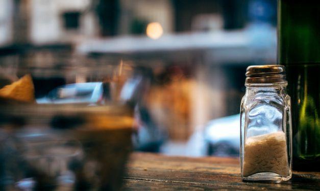 Demasiada sal es mala para las personas con diabetes tipo 1