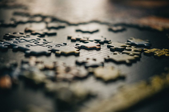 Puzzles to pass the time