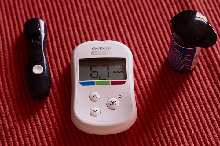 Guidance on the use of blood-glucose meters in hospitals