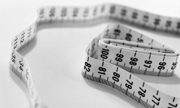 ¿Qué es una medida de cintura arriesgada?