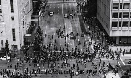 Protestando en la época de COVID-19