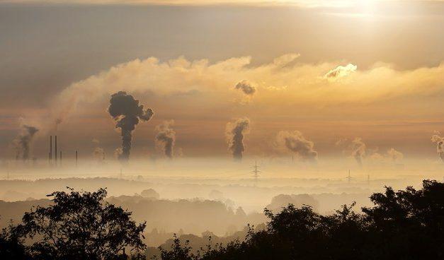 Contaminación del aire y riesgo de accidente cerebrovascular