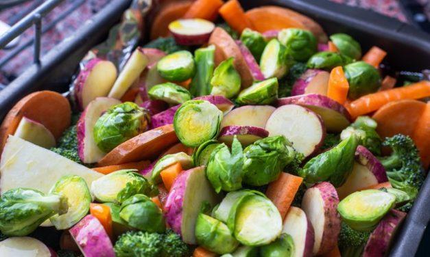 Disminuir la presión arterial con una dieta basada en plantas