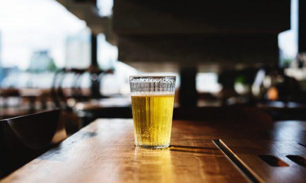 Alcohol, diabetes y presión arterial alta