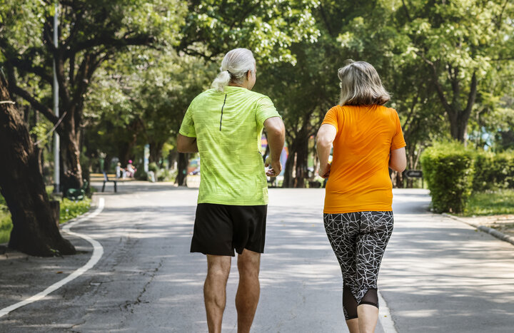 It is never too late to exercise