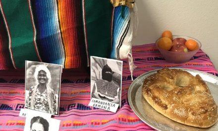 Celebrating Día de los Muertos during COVID-19
