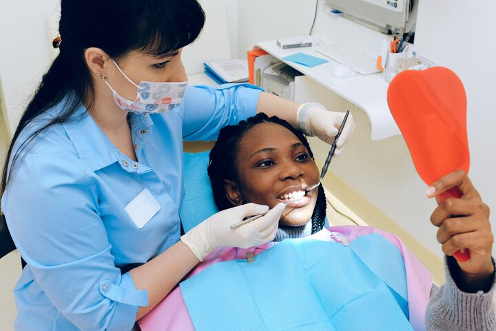 Dental health and type 2 diabetes