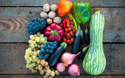 Fruits, vegetables, and health