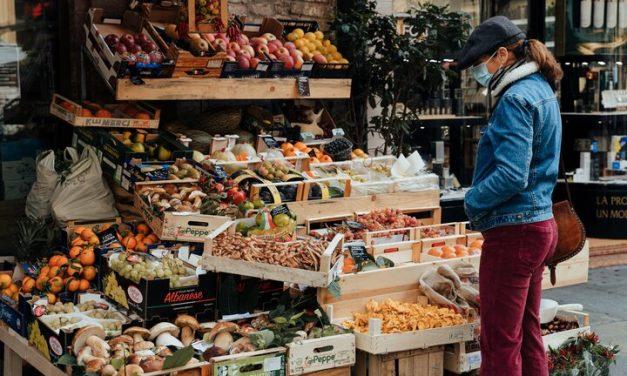 El acceso a alimentos saludables es un derecho humano