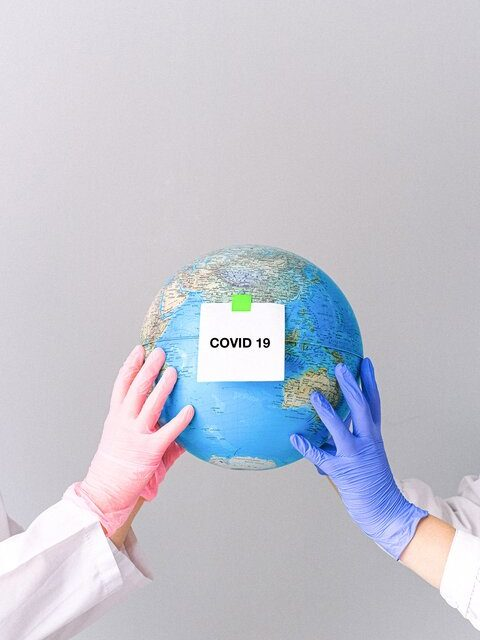 Planning a better world after COVID